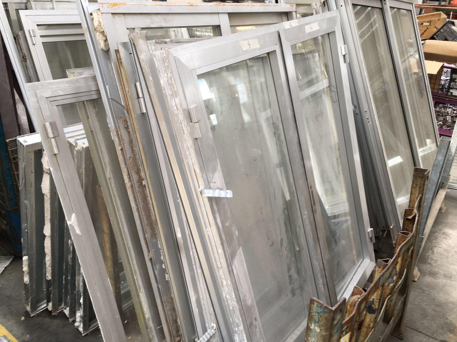 Realca ventanas de segunda mano de aluminio for Ventanas de aluminio de segunda mano